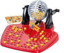 90 Balls Bingo Family Game Traditional Kids Toy Gift Multi Player Lotto Play Set