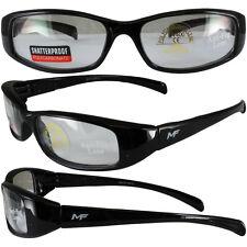 MF Bad Attitude Black Frame Clear Lens