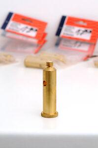 """1 Stück Manfrotto 184 Adapter Spigot 3/8"""" W F M 16 mm Expo99 Avenger"""