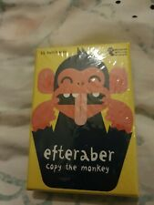 Memory Activity Game - Copy The Monkey Game - Efteraber  Made in Denmark