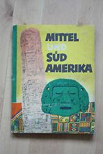 Margarine Sammelbilderalbum Mittel- Südamerika (1952)!