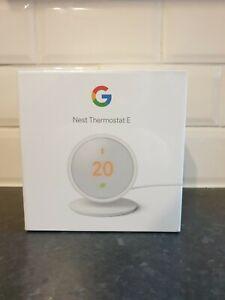 Unopened - Google Nest Thermostat E