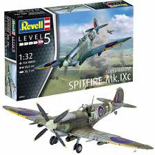 Revell 03927 1 32 Spitfire Mk.ixc Aircraft Model Kit