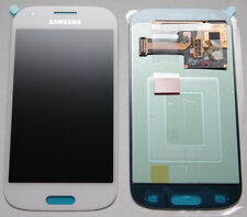 Display Lcd  Touch Screen Frame Originale Samsung G357 Galaxy Ace 4 Bianco