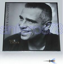 "EROS RAMAZZOTTI ""ALI E RADICI"" 2 LP 2009 - BRUCE WEBER"