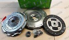 Valeo Clutch Kit 3 pcs & Flywheel For Citroen Peugeot 206 307 407 Partner 1.6HDi