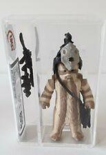 Star Wars Vintage 85% UKG Graded Logray Figure