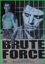 Brute Force (1947) - Burt Lancaster, Hume Cronyn, Charles Bickford - DVD NEW