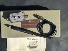 HP 10525T Logic Probe w/ 10525-60015 Pulse Memory Hewlett Packard Testing Probe