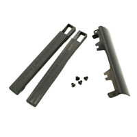 Hard Drive Caddy Cover + 7mm Isolation Rubber Rails for Dell Latitude E6540 tbsz