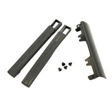 Hard Drive Caddy Cover + 7mm Isolation Rubber Rails for Dell Latitude E6540 GTSZ