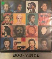 The Who – Face Dances Vinyl Record LP WHOD537  1981 UK A2-B1 + Poster Ex-Vg+