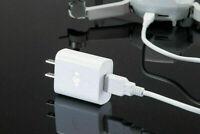 Genuine DJI Mavic Mini / 2 / 18w USB Fast Wall Adapter Charger For RC Remote Hub