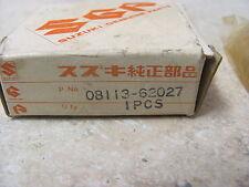 NOS OEM Suzuki Wheel Bearing 1972-2015 R125 GT380 DR350 08113-62027