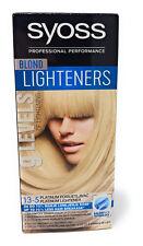 SYOSS Blond LIGHTENERS 13-5 Platinum lighter