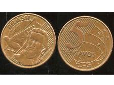 BRESIL  5 centavos  2003  ( bis )