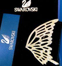 """Swarovski Figur """" Brosche Schmetterling Groß """"  Neu mit OVP Nr.1081987"""