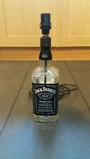 Jack Daniels 1ltr Bottle Lamp Gift for him man cave Christmas Farthers day