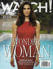Watch Magazine Daniela Ruah Jeff Glor Young And The Restless Hollywood Darlings