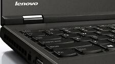 Lenovo W540  Core i7 Q4800MQ   16GB 256 SSD Full HD Nvida K2100M 2GB Cam