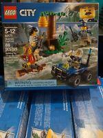 LEGO - CITY - Mountain Fugitives Set # 60171 - 88 pieces - NEW & Sealed