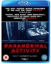 Paranormal Activity [Blu-ray] [DVD][Region 2]