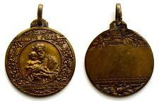 Medaglia Istituto Suore San Giuseppe Di Torino Bronzo cm 2,7 Peso g 8,4