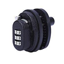 3-Dial Zinc Alloy Trigger Password Lock Gun Key for Firearms Pistol Air Shotgun