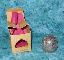 Monsoon Rain Solid Perfume Temple Essence Auric Blends NEW Soapstone Jar