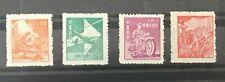 China, 1949 Unit Stamps, unused set