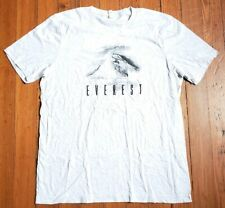 RARE 2015 EVEREST MOVIE PROMO T-SHIRT - JAKE GYLLENHAAL JOSH BROLIN ROBIN WRIGHT