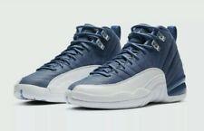 Nike Air Jordan Retro 12 Indigo GS Size 7Y Big Kids' 130690-404 AJ12
