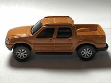 Maisto Orange Ford Sport Trac Quad Can Sweet —1/64—loose—Very Nice