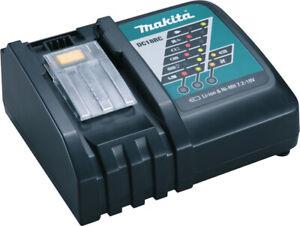 Genuine Makita DC18RC 7.2v -18v Li-ion Fast Battery Charger 240v