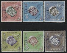Jordan 1966 Overprinted Cosmonauts set Sc# 527-27E NH
