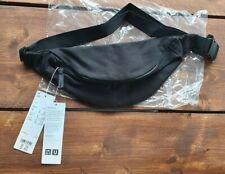 Uniqlo U Blocktech Sling Bag Fanny Pack - Black