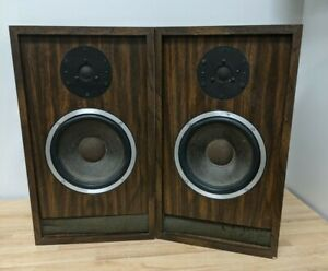 Fried Products Co. MODEL Q Speakers Pair