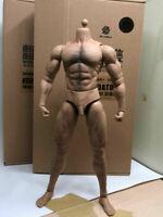 2 Set 1//6 Male /& Female Seamless Body fit Phicen TBLeague HT Figure Head Sculpt