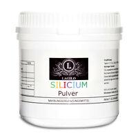 Silicium Pulver zum Trinken 50g / Silizium / Bindegewebe stärken  Anti Cellulite