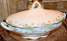 Maddocks Lamberton Works Royal Porcelain Covered Soup Vegetable Tureen Antique