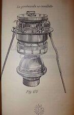 NAUTICA - Valente, G.: NAVIGAZIONE MODERNA 1954 Cedam RADAR Radiobussole - DECCA