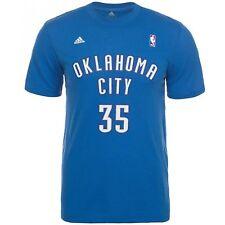Adidas Camiseta de baloncesto de hombre Jersey Sport Wear NBA Oklahoma City Durant tamaño 2XL
