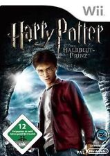 Nintendo Wii * Wii U WiiU Spiel * Harry Potter 6: Und der Halbblutprinz *NEU*NEW