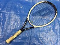 Prince Triple Threat Air Light 1400 Tennis Racquet Racket Oversize 118 Sq 4 1/4