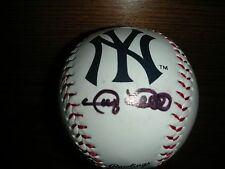 NY YANKEES GARY SHEFFIELD AUTOGRAPHED MLB BASEBALL