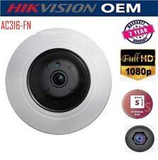 5MP HDTVI Panaromic Fisheye w/Build Mic HD-TVI Security Camera(DS-2CC52H1T-FITS)