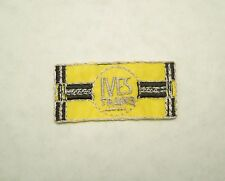 Vintage Small Ives Trains Model Railroad Trains Iron On Patch