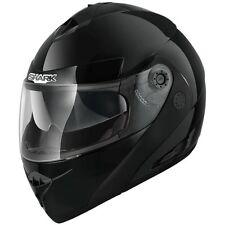 Casco, Helmet Shark Openline Pinlock Negro talla: M