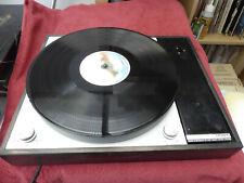 Thorens TD150 MK II Turntable. Fully working.