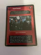 STAR WARS CCG - IMPERIAL COMMAND